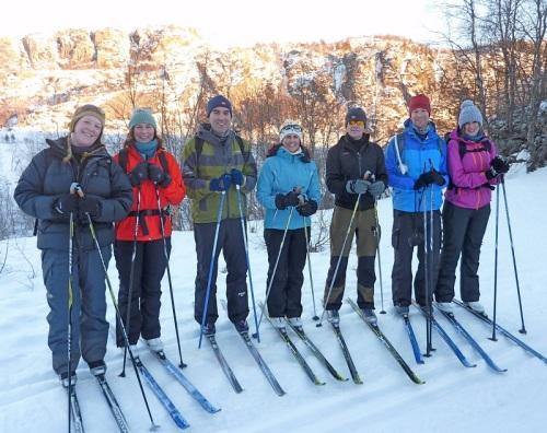 skikurs 13.jan.2013