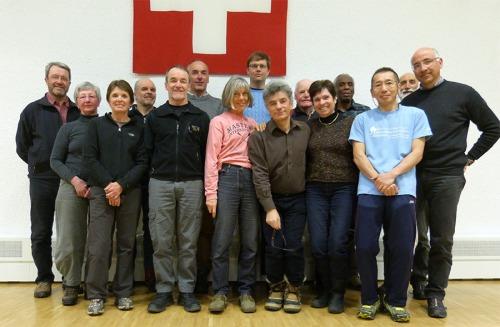 Årsmøte i IAWLS. Mars 2013 St.Moritz Sveits.